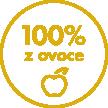 100 % ovoce