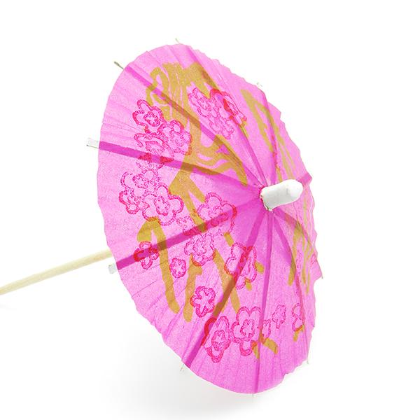 Deštníčky do pohárů