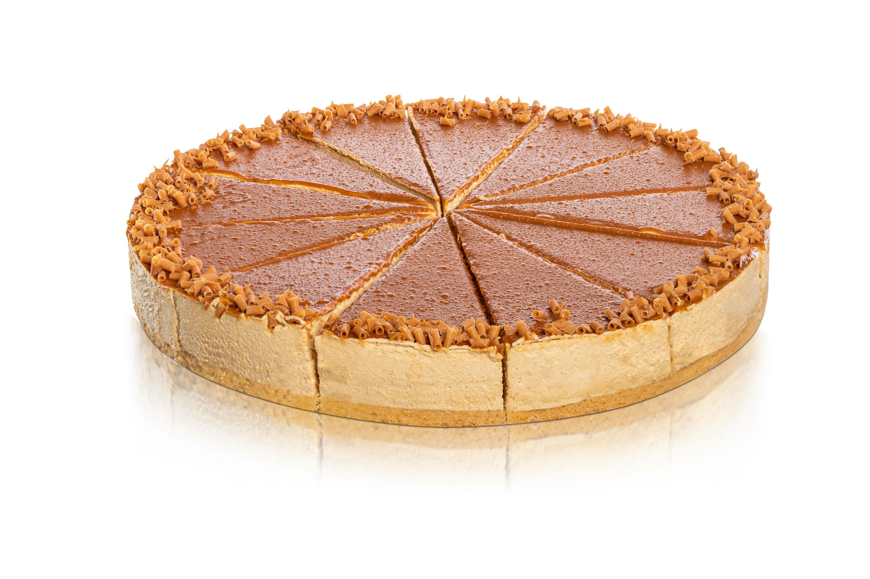 Cheesecake -Slaný karamel