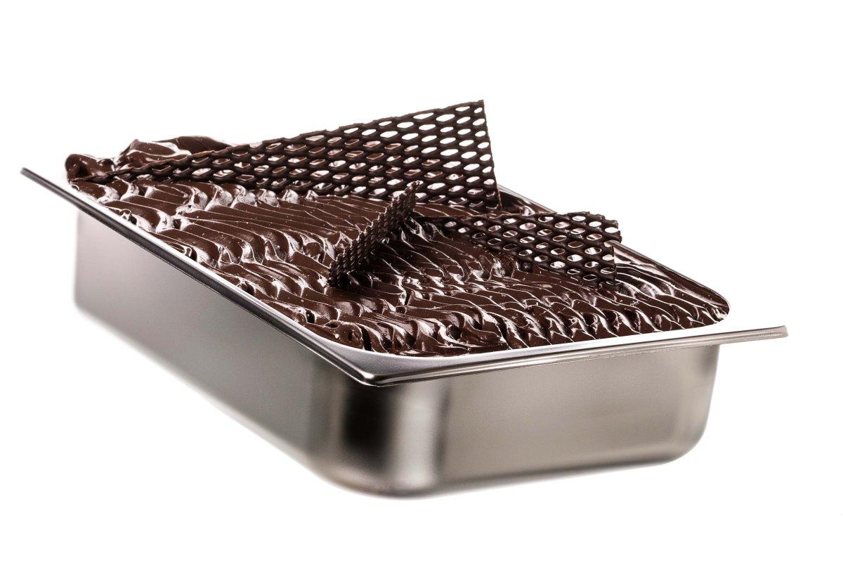 Čokoládový sorbet