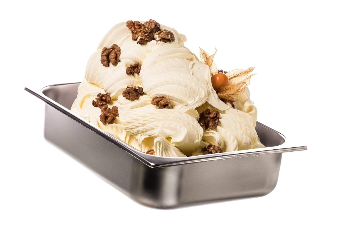 Vanilka s ořechy